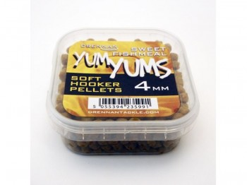 Pellet DRENNAN Soft Hook Yum Yums 4mm Sweet Fish