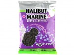 PELLETS BAIT-TECH 0.9 kg 8mm Halibut Marin Drilled